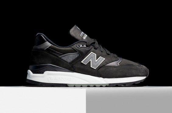 New Balance 998 negro