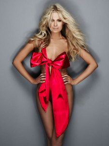 Ann Summers Unwrap Me Red Satin Wrap Bow Lingerie Valentines ...