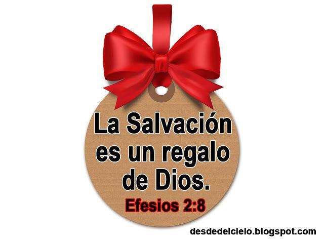 Recursos En Internet Para Predicar El Evangelio Por Medio De Imágenes La Salvación Es Un Regalo De Dios Regalos De Dios Dios Dios Espiritu Santo
