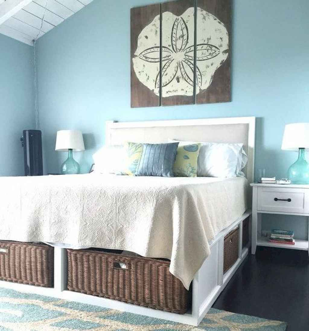 Beach Home Interior Design Ideas: 19 Modern Coastal Master Bedroom Decorating Ideas In 2020