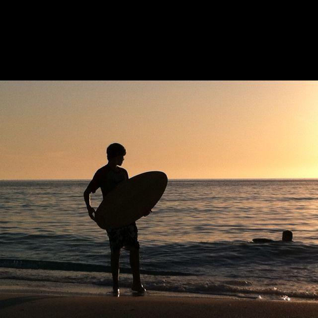 Fla sunset