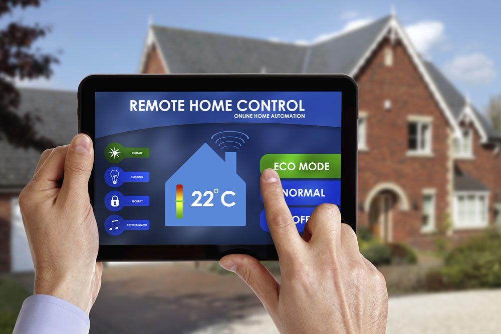 Blick In Die Zukunft Intelligentes Wohnen In Smart Home