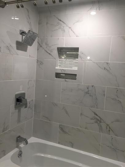 Ms International Carrara 12 In X 24 In Glazed Polished