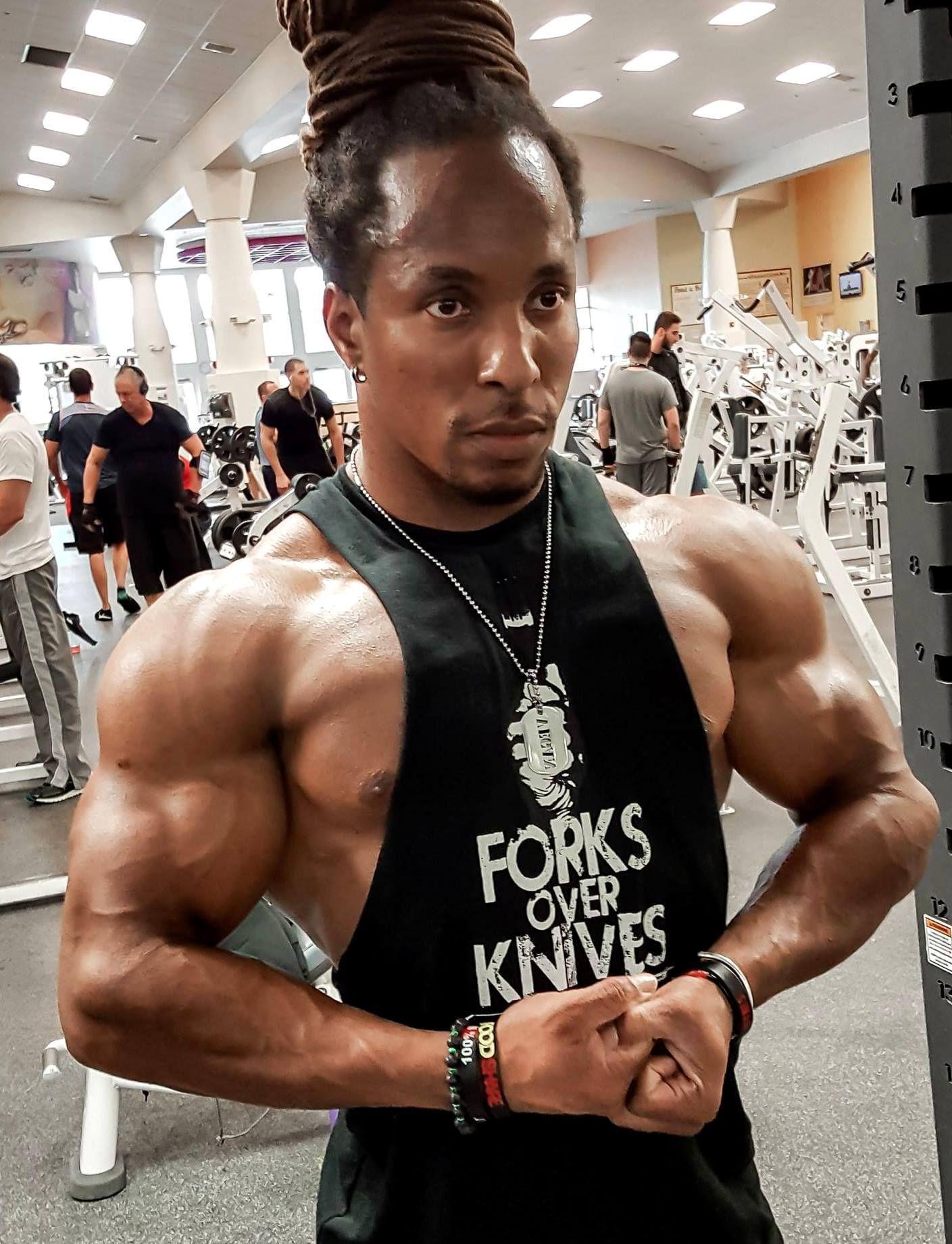 plant based bodybuilding diet