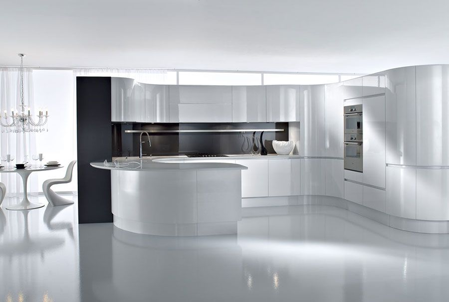 25 Modelli di Cucine Bianche Moderne delle Migliori Marche