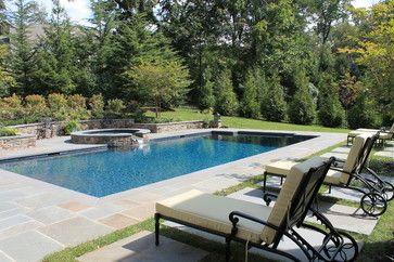 Rectangular Pool Design Ideas Pictures Remodel And Decor