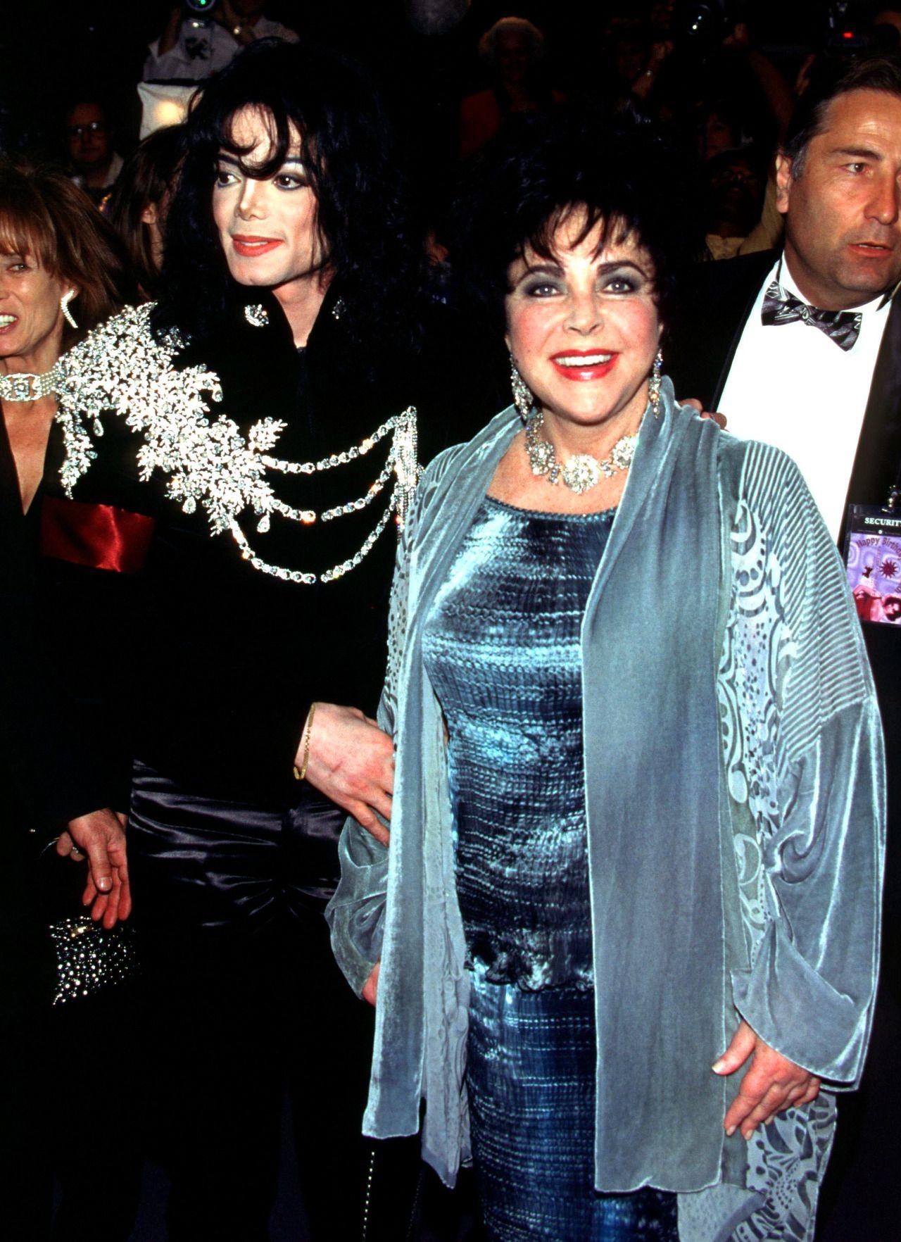 The Elizabeth Taylor Archives Elizabeth Taylor Michael Jackson