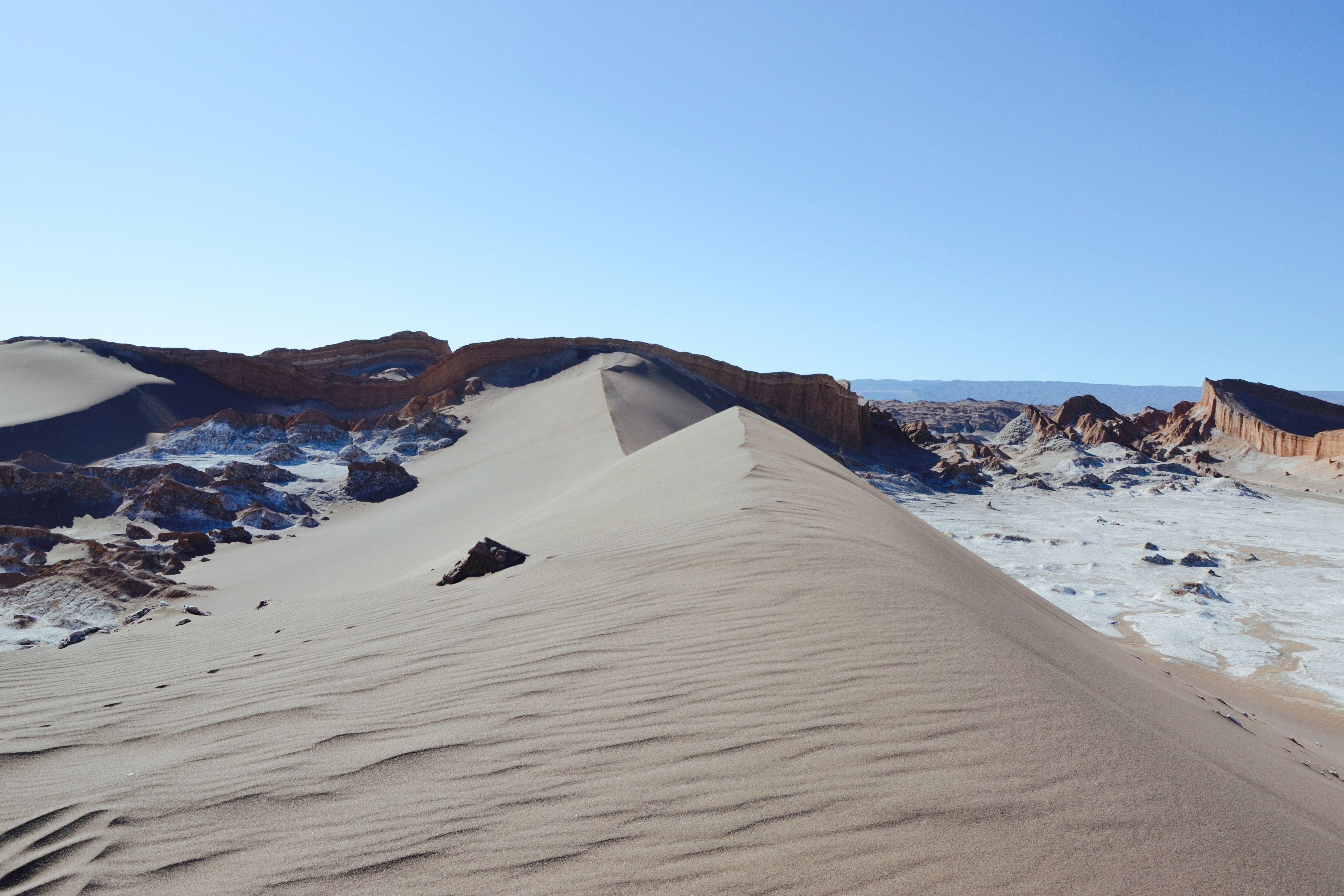 Chili - Desert d'Atacama - Valle de la Luna