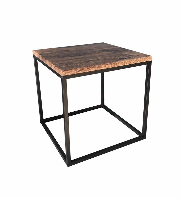 Blank Eiken Side Table.Nevaeh Vintage Side Table Home Table Coffee Table Books