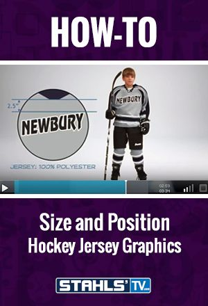 Learn More About Standard Placement And Sizing Of Text And Numbers For Youth Hockey Uniforms Front And Back Numbers Names Jersey Hockey Jersey Jersey Hockey