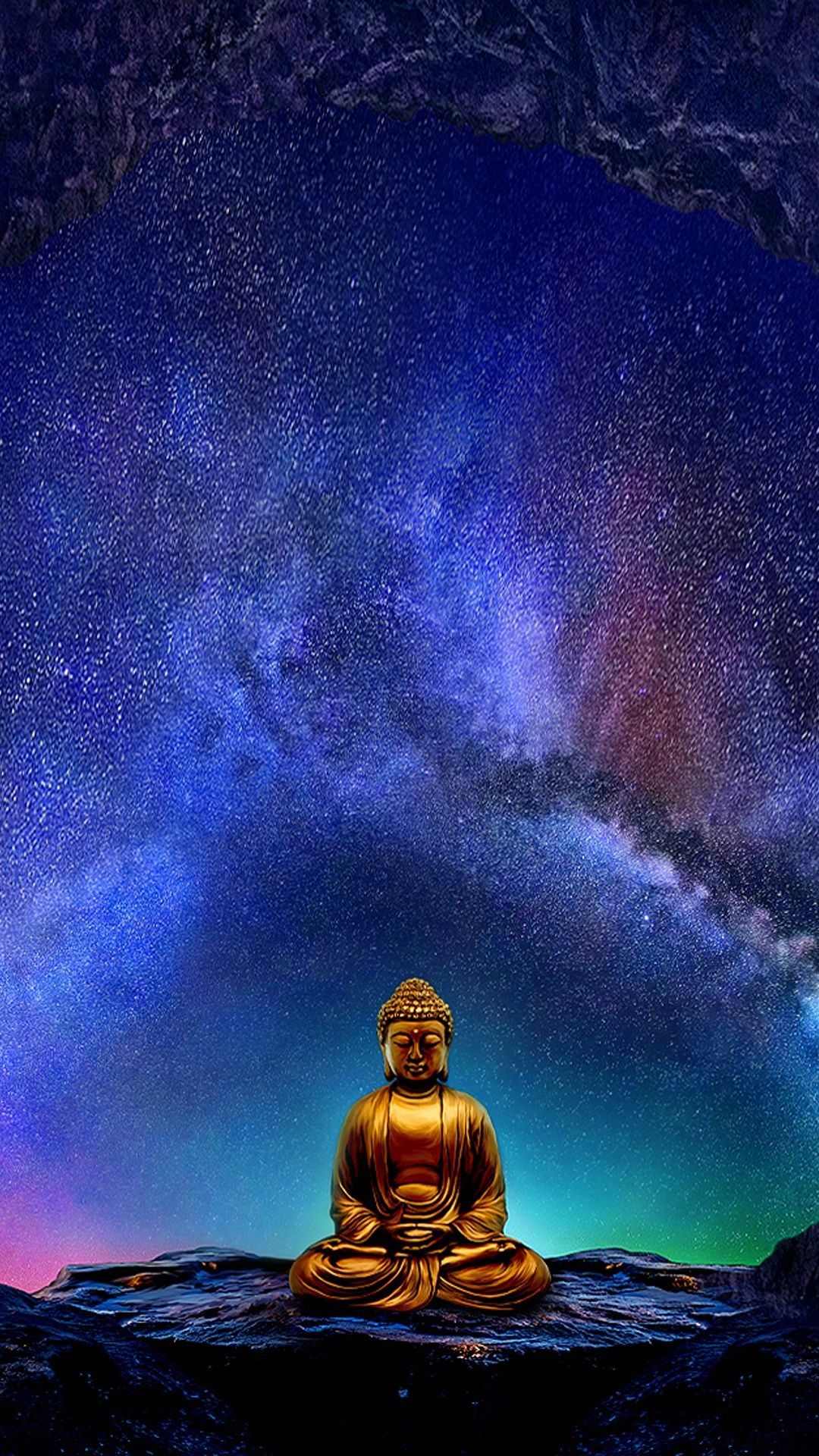 73+ Buddha Iphone Wallpapers on WallpaperPlay in 2020