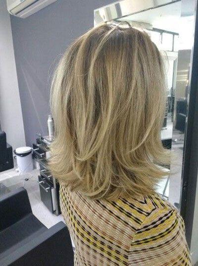 50 beste mittellange Frisuren für dünnes (und extrem feines) Haar - Samantha Fashion Life #hairhealth