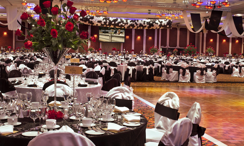 Elegant Tuscany Ballroom Wedding