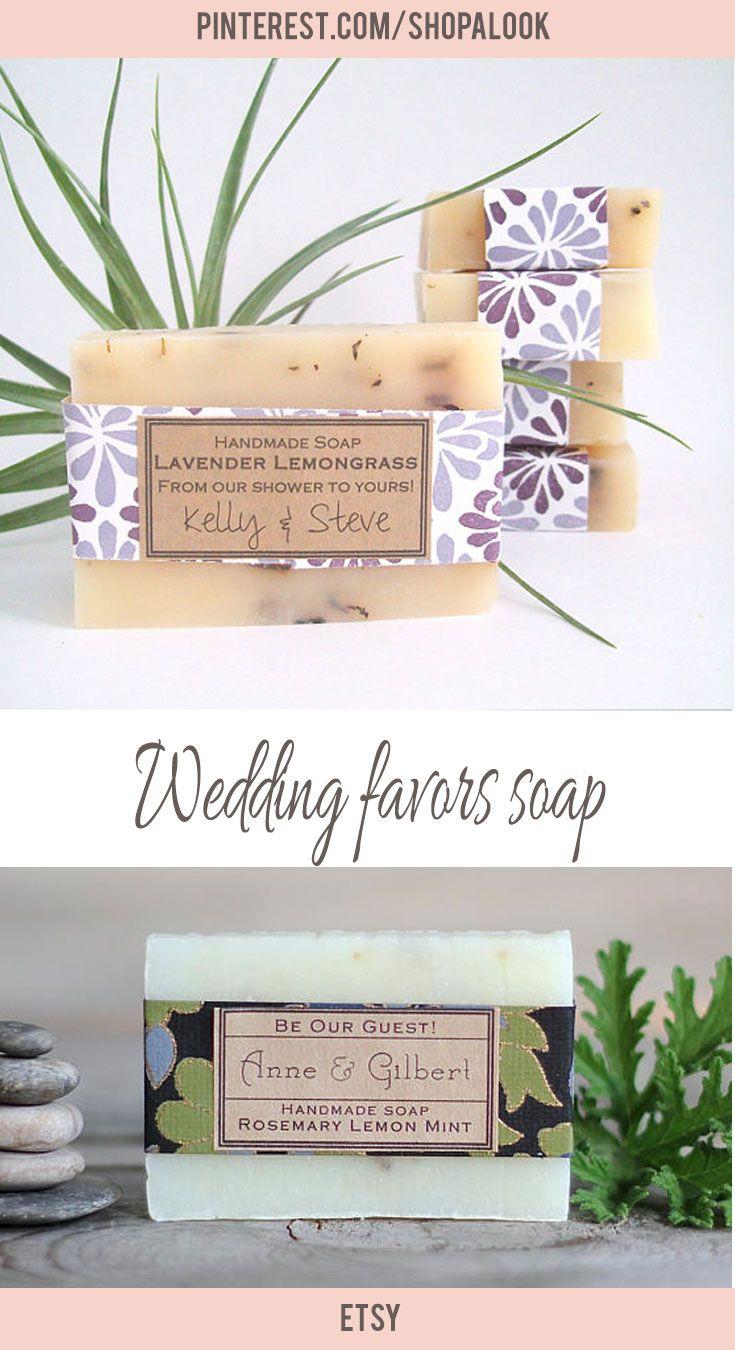 Wedding favors soap #afflink #weddingfavor #weddingideas #wedding ...