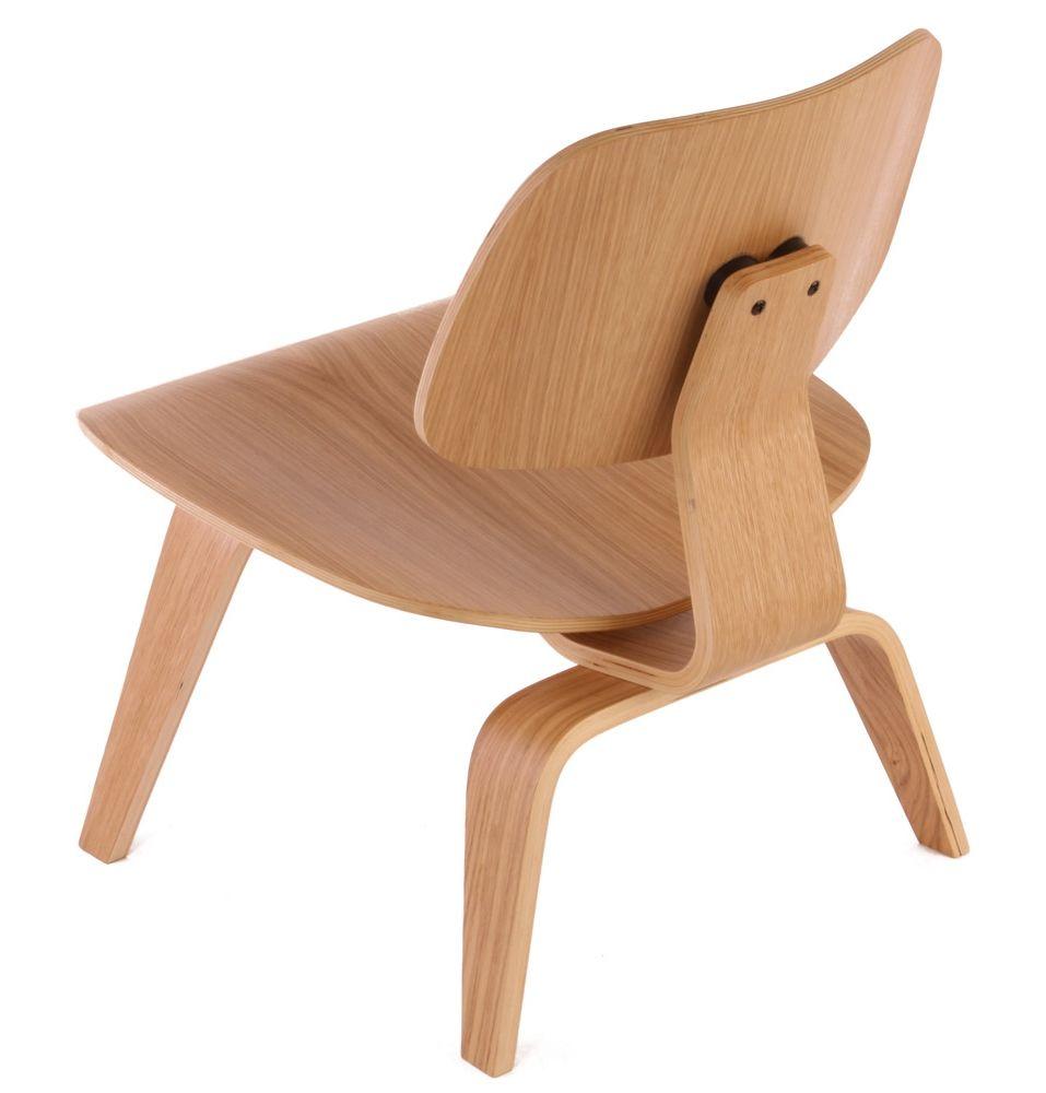 Replica Eames LCW (Lounge Chair Wood) By Charles And Ray Eames   Matt Blatt