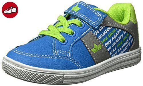 Lico Jungen Club Vs Sneaker, Blau (Marine/Blau/Lemon), 25 EU