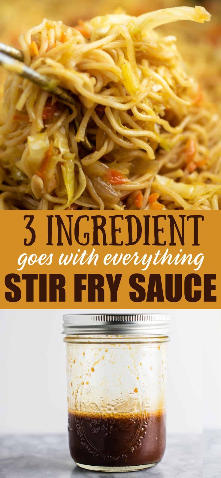 The BEST Stir Fry Sauce Recipe (goes with everything!) - Build Your Bite