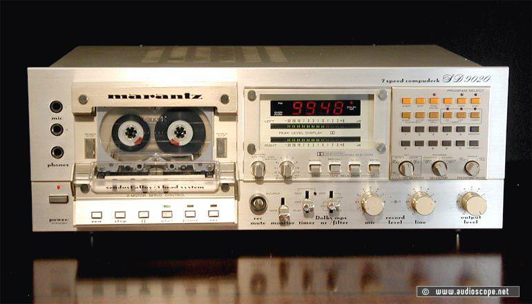 Pin On Tape Decks