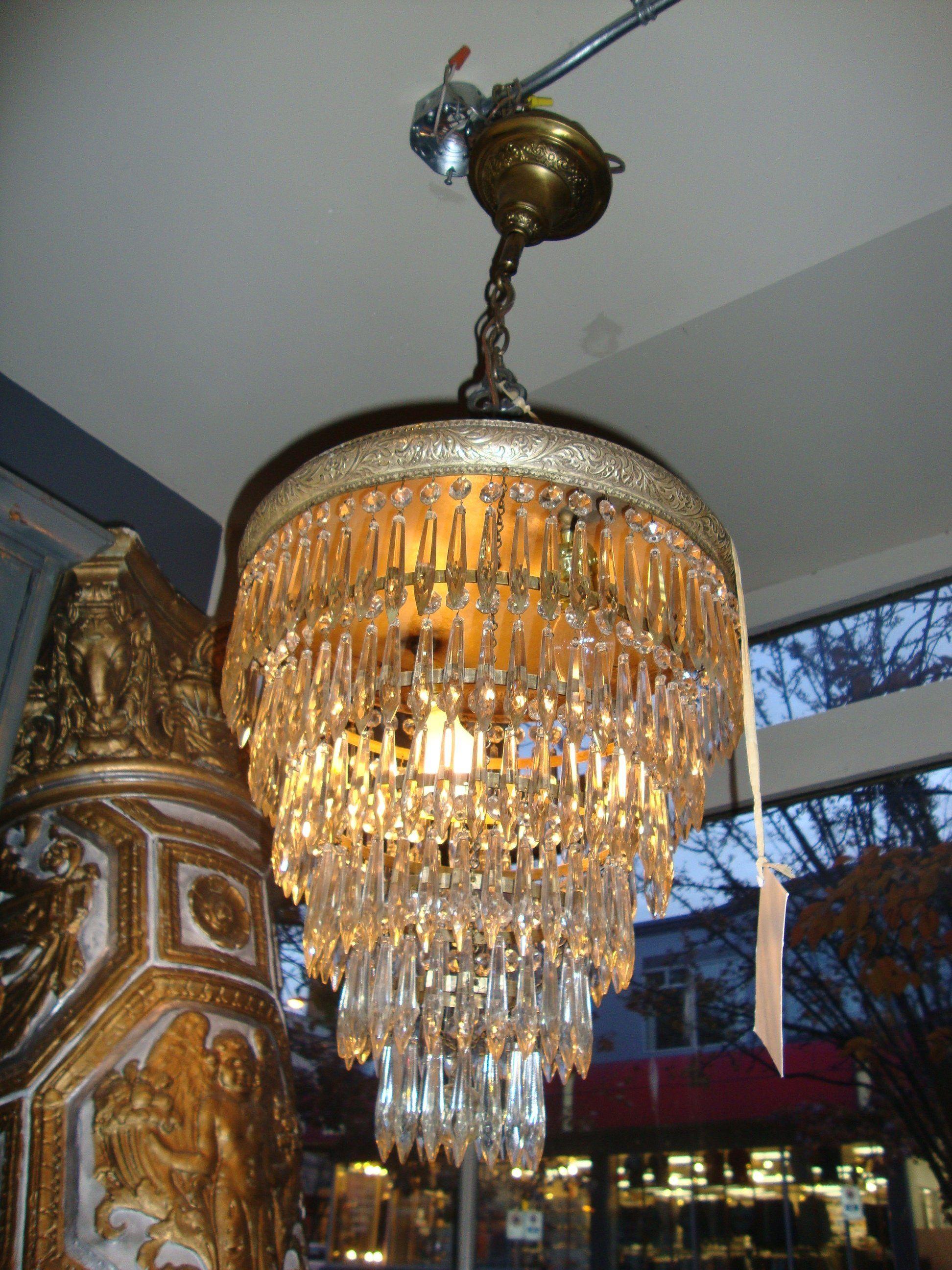 lighting. Scott Landon Antiques