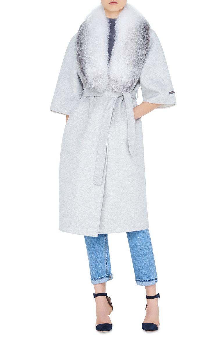 Lilly e Violetta Cashmere Jacket #fur #mink #jacket #lillyevioletta #fashion @lillyevioletta1 #lillyeviolettafur #cashmere