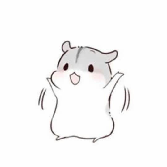 Pin de gabriela rosales en cute hamsters hamster dibujo - Hamster dessin anime ...