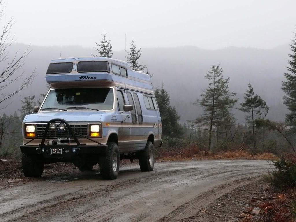 Boomer the quadravan 4x4 camper expedition portal