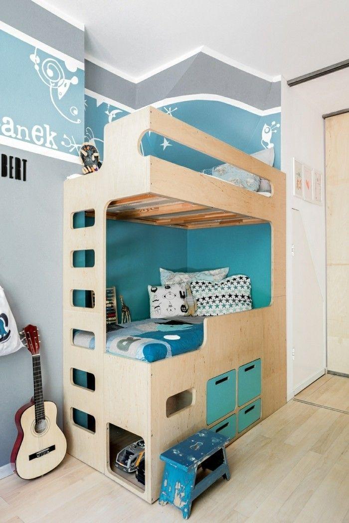 Kinderzimmer Ideen, wie Sie tolle Deko schaffen Pinterest