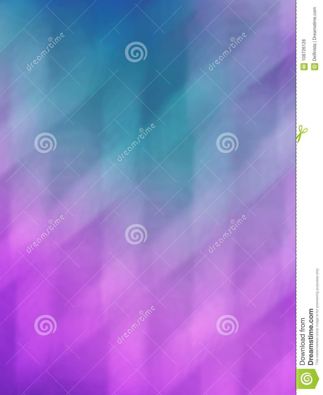 Photo About Turquoise Purple Abstract Background High Tech