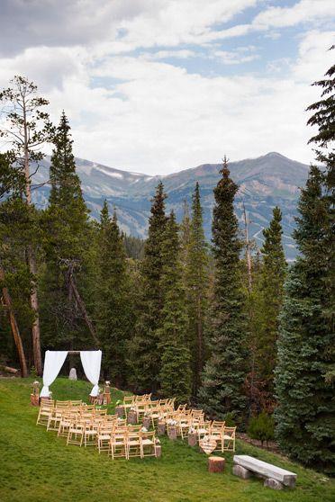 v3 Ranch, Breckenridge, colorado, mountain wedding, outdoors ...