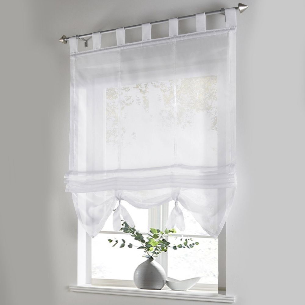 Sheer bathroom window curtains privacy is needed by everyone no