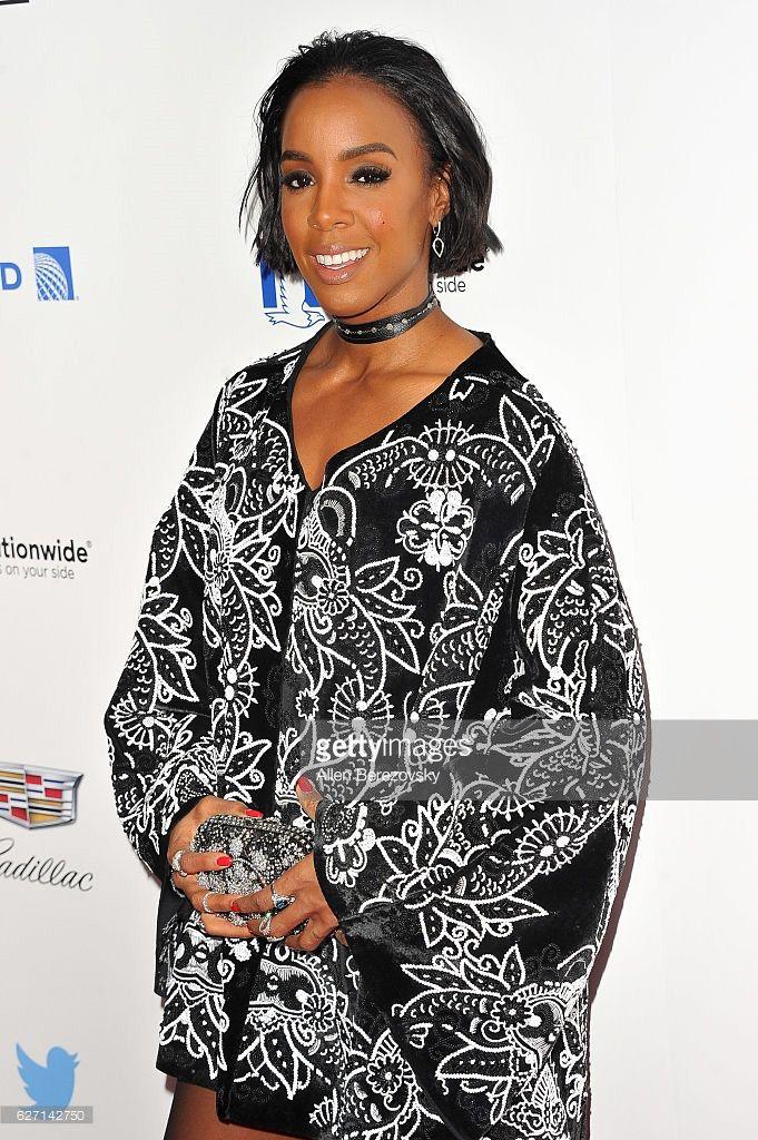 Kelly Rowland At The 2016 Ebony Power 100 Gala At The