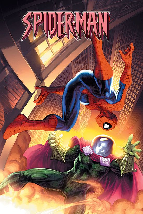 Spiderman Fan Art. MARVEL AGE SPIDERMAN 12 Cover) By