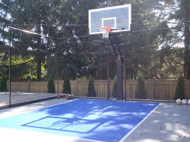 20x25 Basketball Court by Total Sports Solutions ...