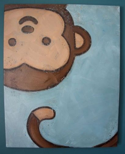 Pin de Denise Mack en Acrylic Nursery Art   Pinterest