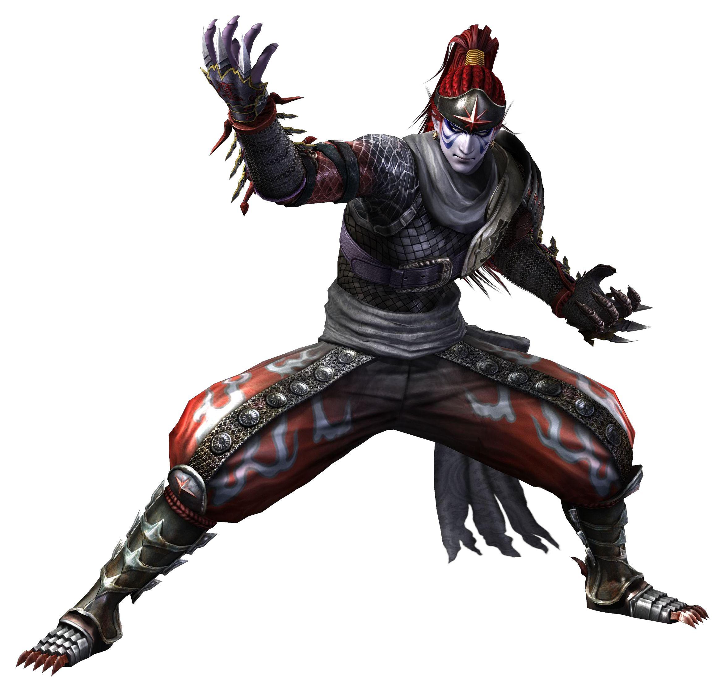 Warriors Orochi 3 Character List: Orochi Soldier In Warriors Orochi 2
