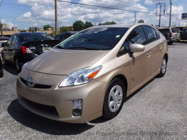 2010 Toyota Prius 5dr Hatchback I Click To See Full Size Photo