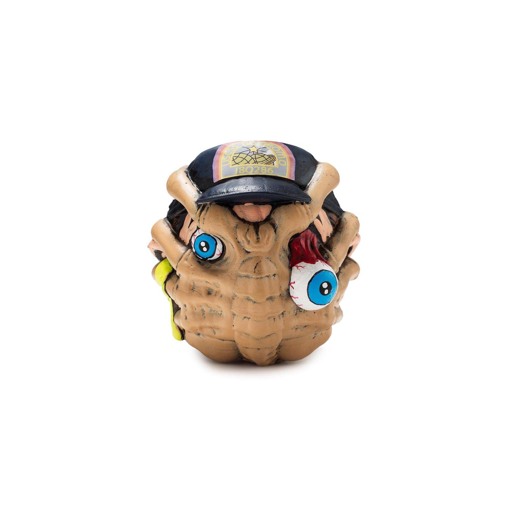 """Facehugger Alien 4/"""" Madballs horrorballs"""