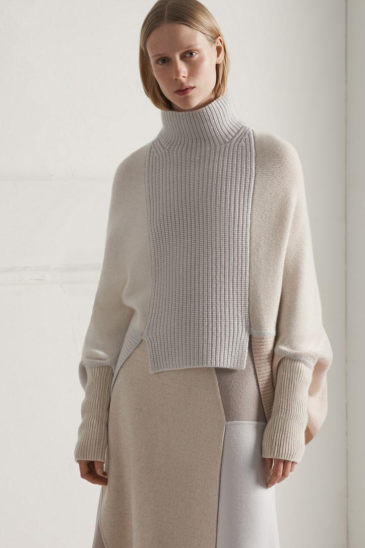 TSE Fall 2017 Ready-to-Wear Fashion Show | Trendy knitting ...