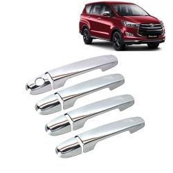 Car Door Handle Chrome Cover For Toyota Innova Crysta Imported In 2020 Toyota Innova Door Handles Chrome Door Handles