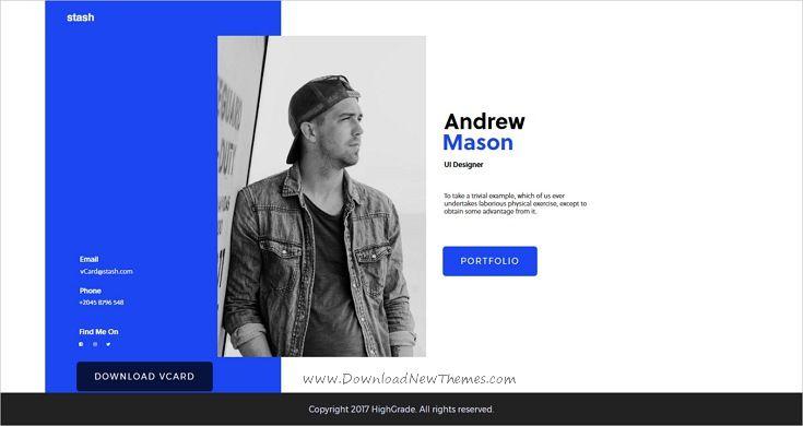 stash multi purpose wordpress theme with visual composer block