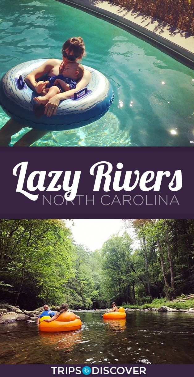 Float Your Worries Away At These 6 Lazy Rivers In North