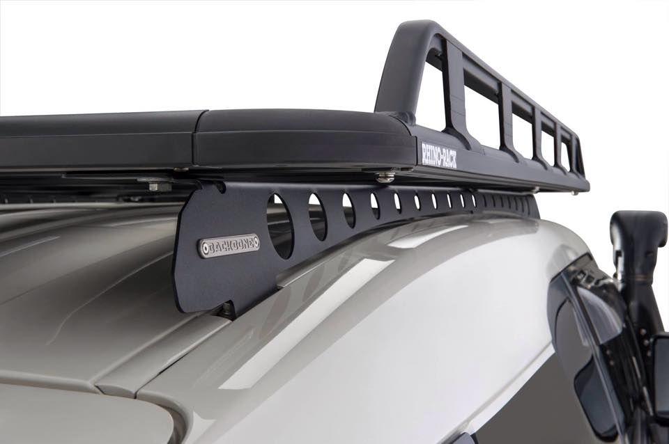 Backbone Rhino Rack Truck Roof Rack Roof Rack Truck Organization