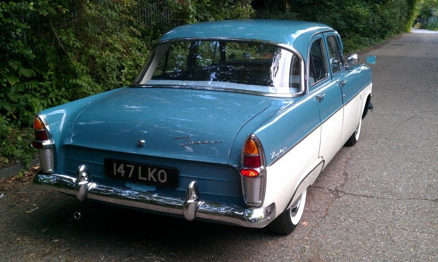 Ford Zephyr Mk2 For Sale Classic Cars For Sale Uk Car Advert