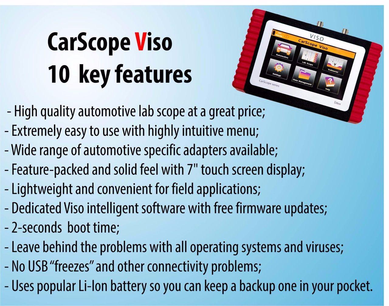 CarScope Viso makes life easy.