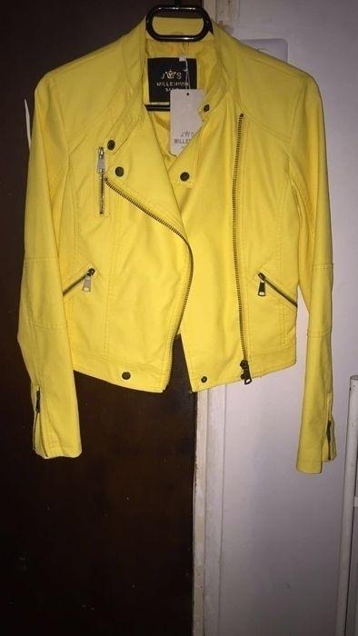 7126360aafcb Perfecto jaune neuf - vinted.fr