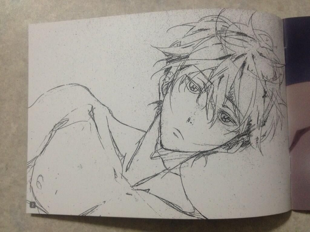 Color pencil drawings crayon art c85 tumblr boy drawing manga drawing sweet drawings cool drawings haruka