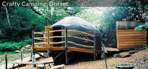 Crafty Camping, Dorset