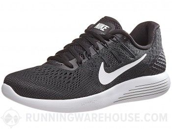 Nike LunarGlide 8 Women's Shoes Black/White/Anthracite