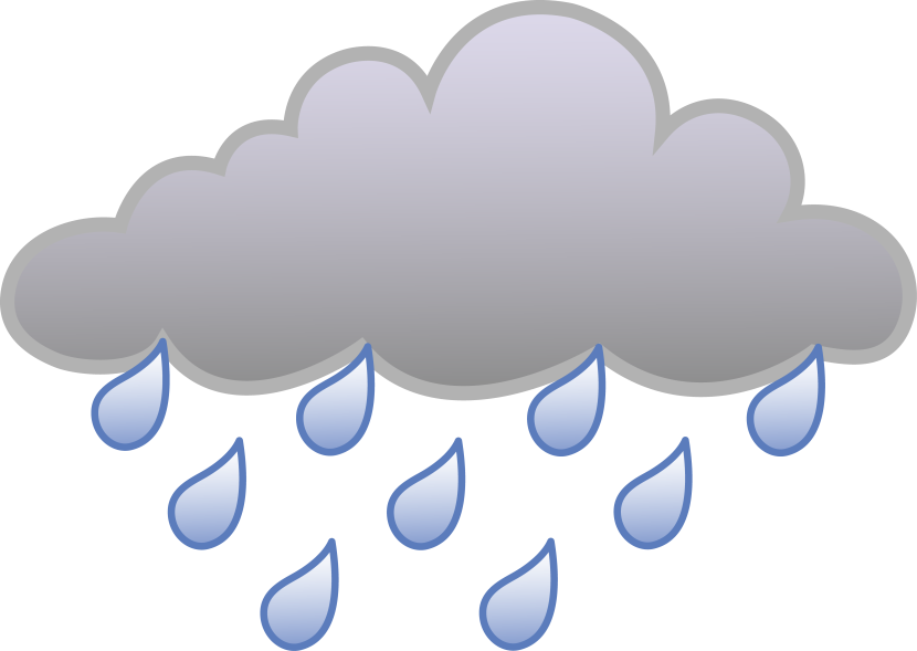 Rain Images Cartoon Rain Transparent Free Download Weather Symbols Weather Clipart Clip Art