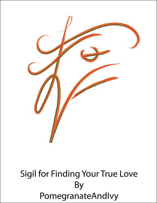 Love Sigils And Talismans Google Search Sigils Talisman